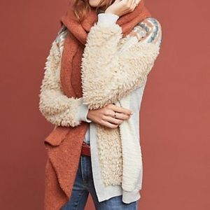 Anthropologie Amadi Chapparal Cardigan